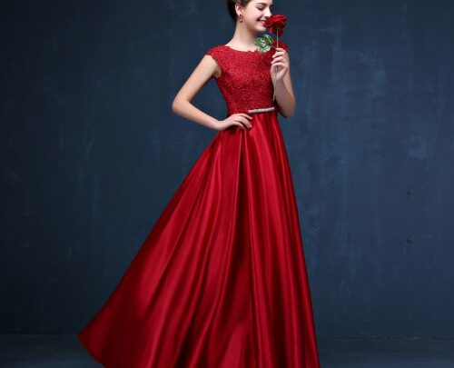 Model Gaun Pesta Mewah Wanita
