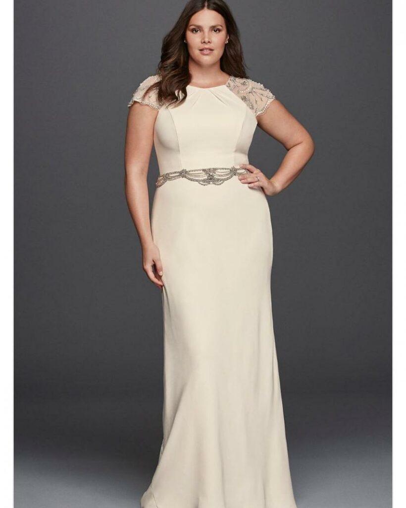 Model Baju Long Dress Untuk Orang Gemuk 6